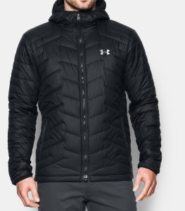 Куртка Under Armour UA CGR Hooded Jacket-BLK 1303059-001